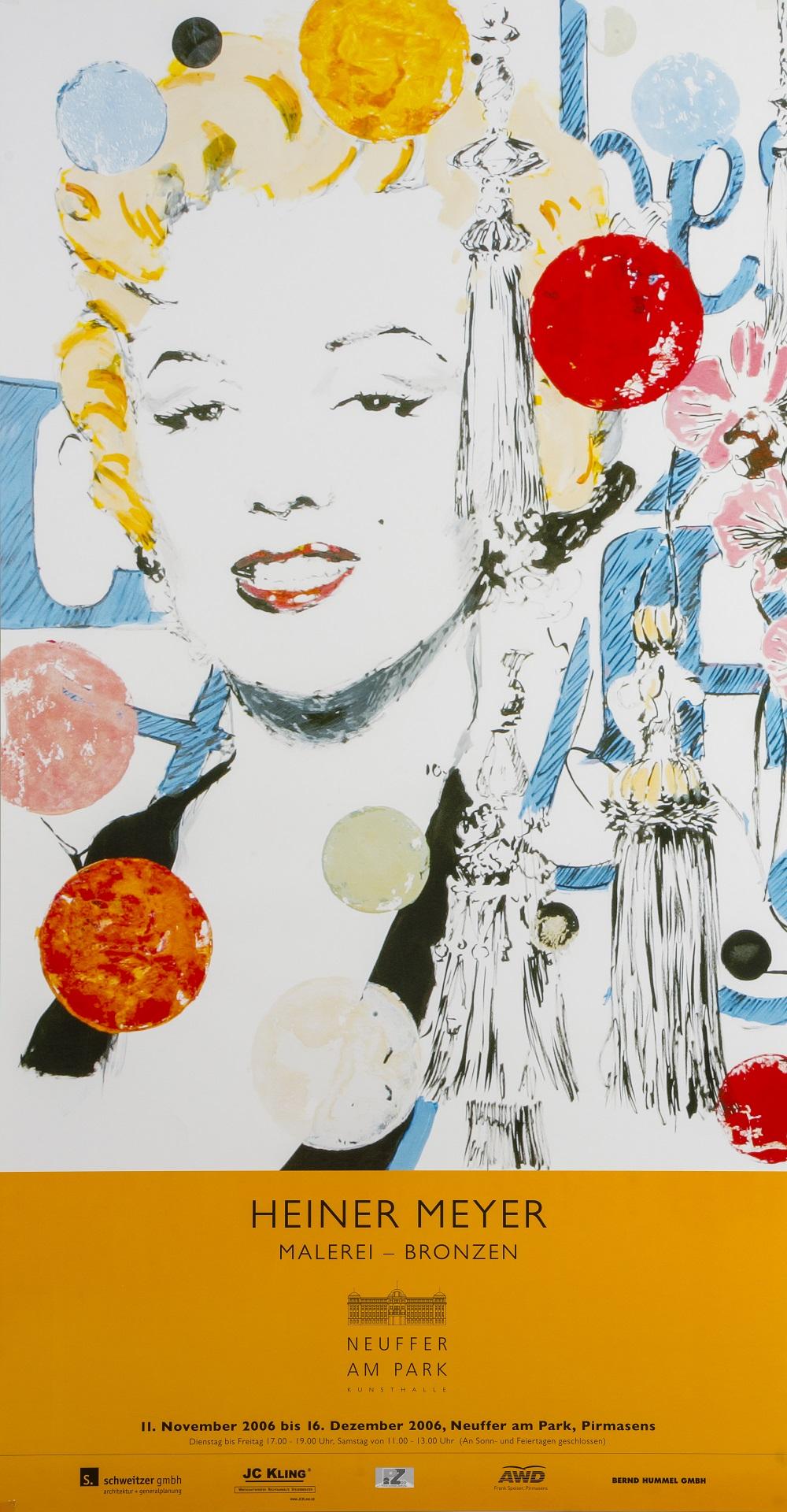 Maler Pirmasens kunst kultur neuffer am park